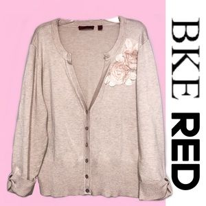 RED by BKE Cardigan